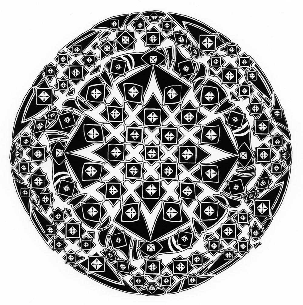 Kaleidoscope - Print